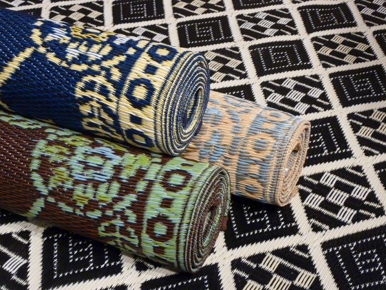 Outdoor Rugs Plastic Woven