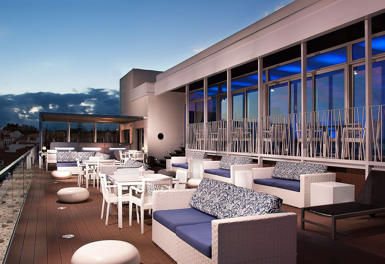 Blue Bar - Hotel Baía
