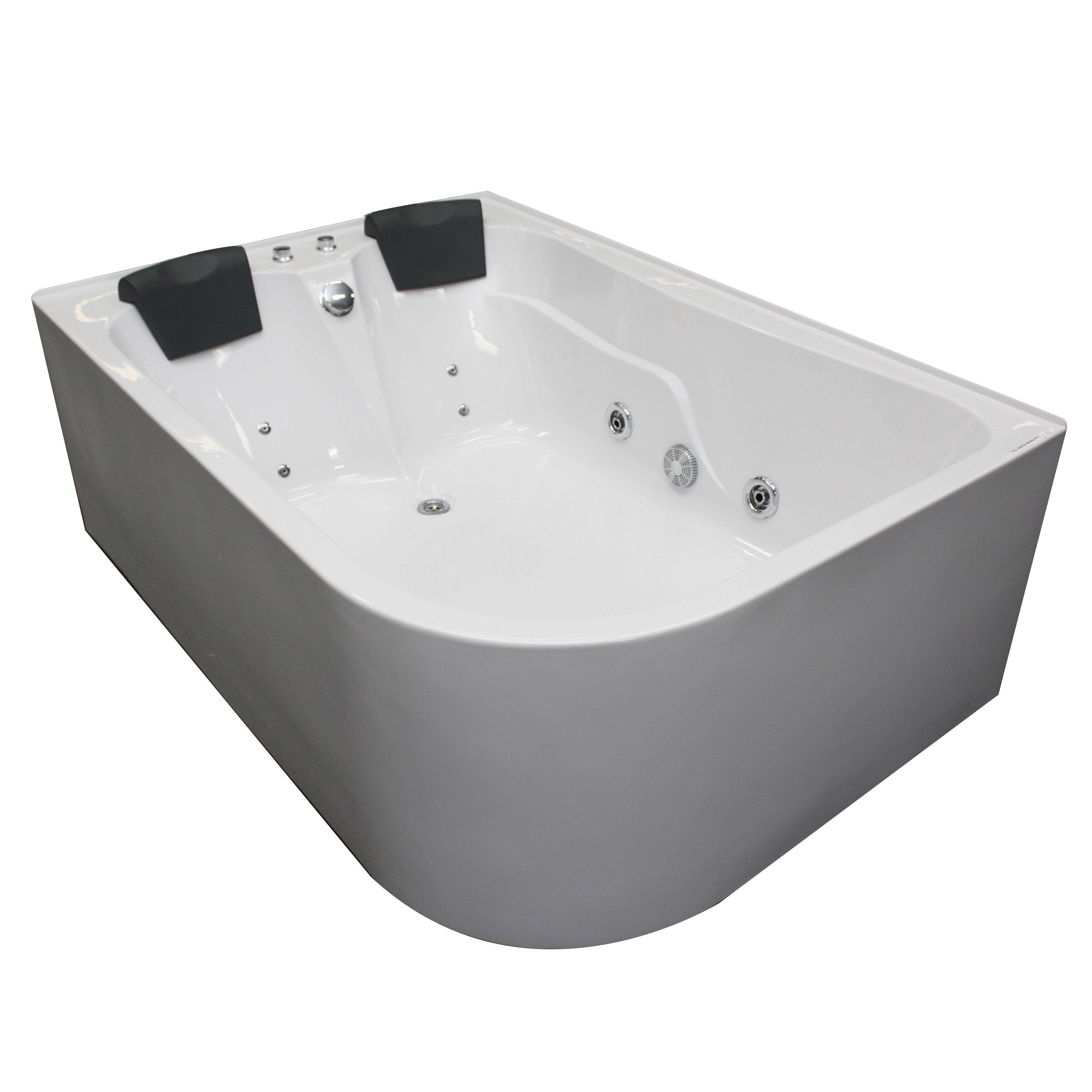 Gemini Freestanding Spa Bath RHS 1700mm - $1599, http://www ...