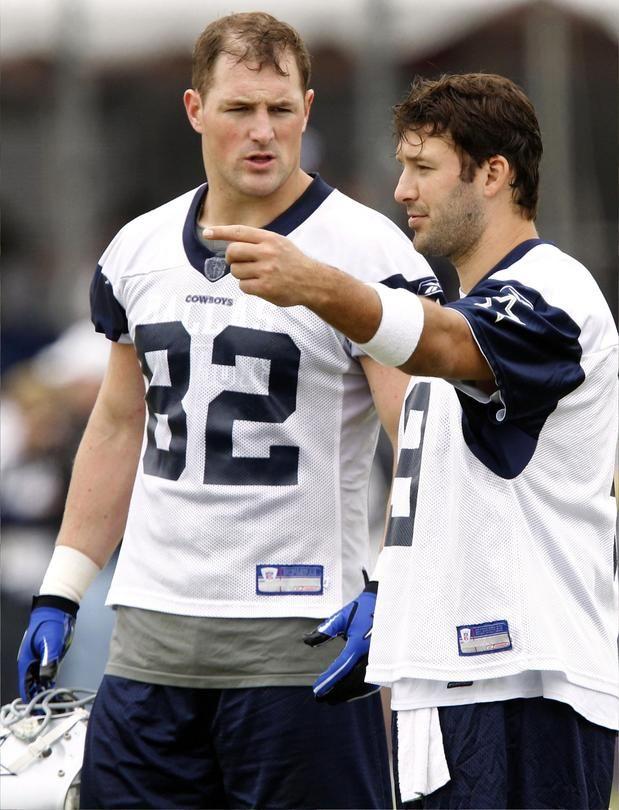 Jason Witten and Tony Romo!!! Love<3