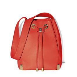 Vince Camuto  handbags satchels JANET DRAWSTRING