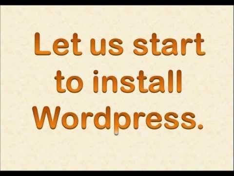 How to Install WordPress 3.1 - WordPress Integration