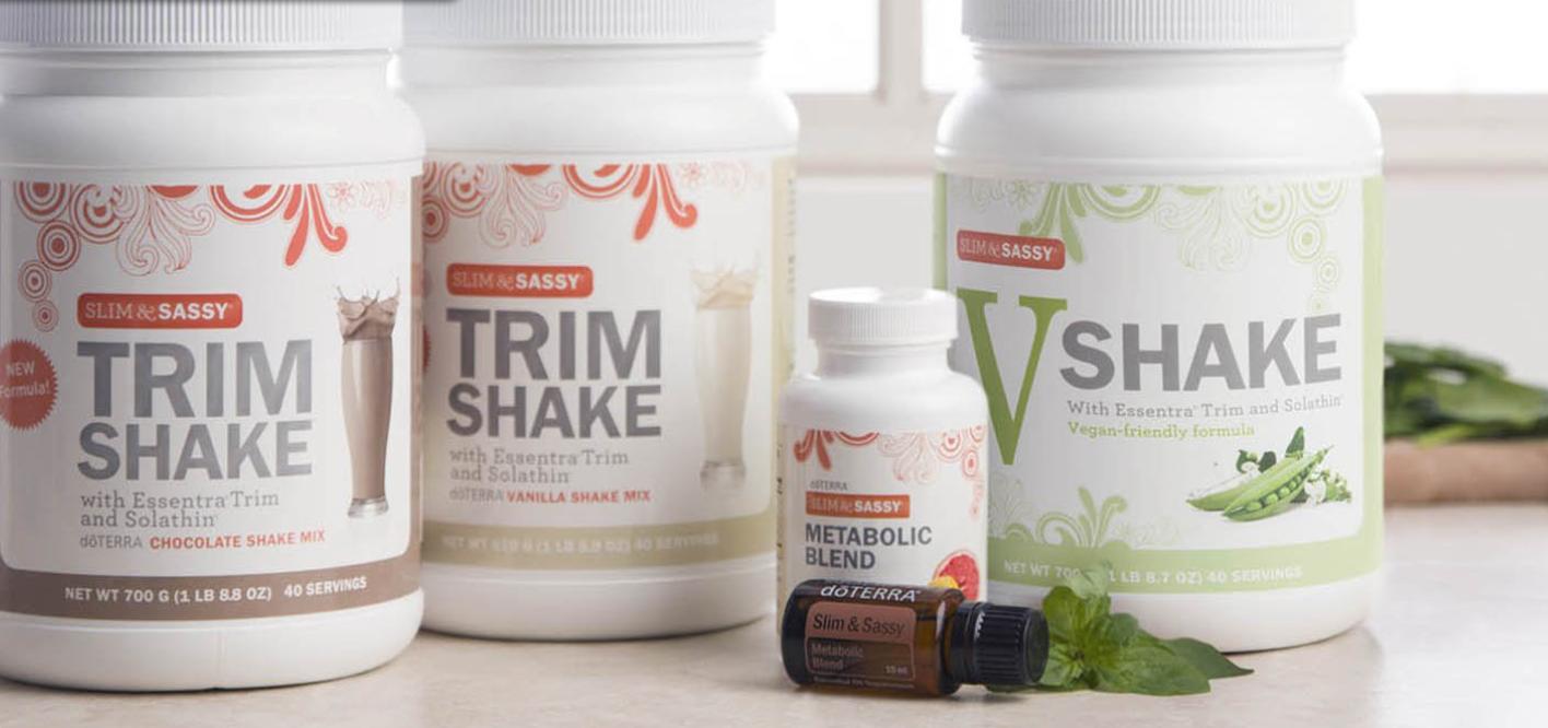 Slim & Sassy® TrimShake - Vanilla