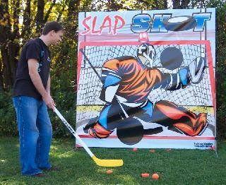 Slap Shot Hockey Carnival