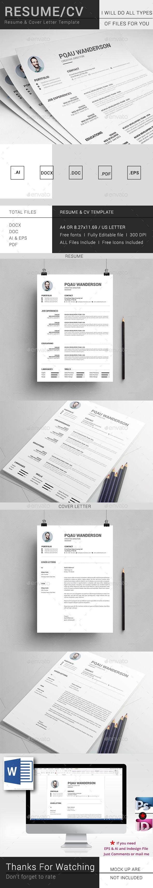 Resume Pdf Download File%0A Clean Resume CV