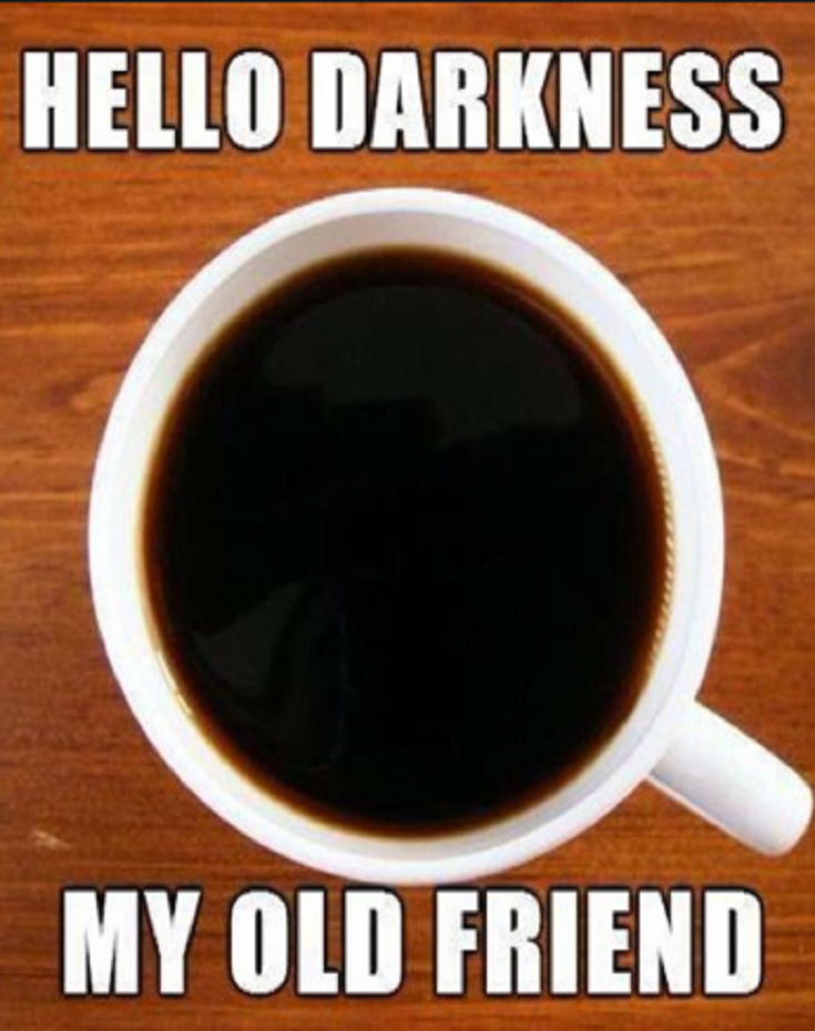 11 Memes You'll Relate To If You've Got A Crippling Coffee ... #coffeeAddict