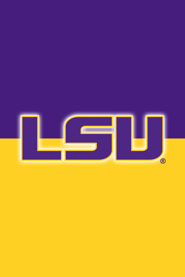Get a Set of 24 Officially NCAA Licensed LSU Tigers iPhone