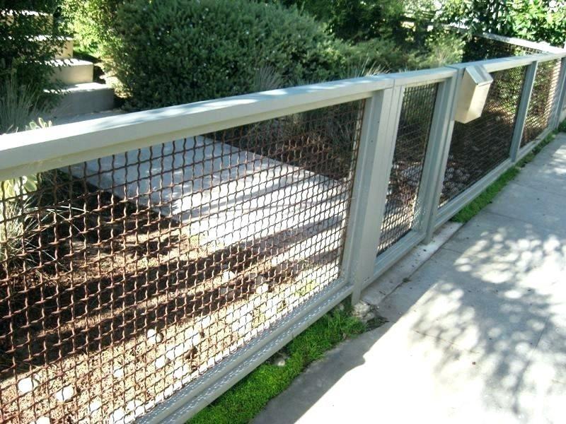 Chain Link Fence Cover Up Ideas Home Depot Black Vinyl Cheap Fence Backyard Fences Diy Dog Fence