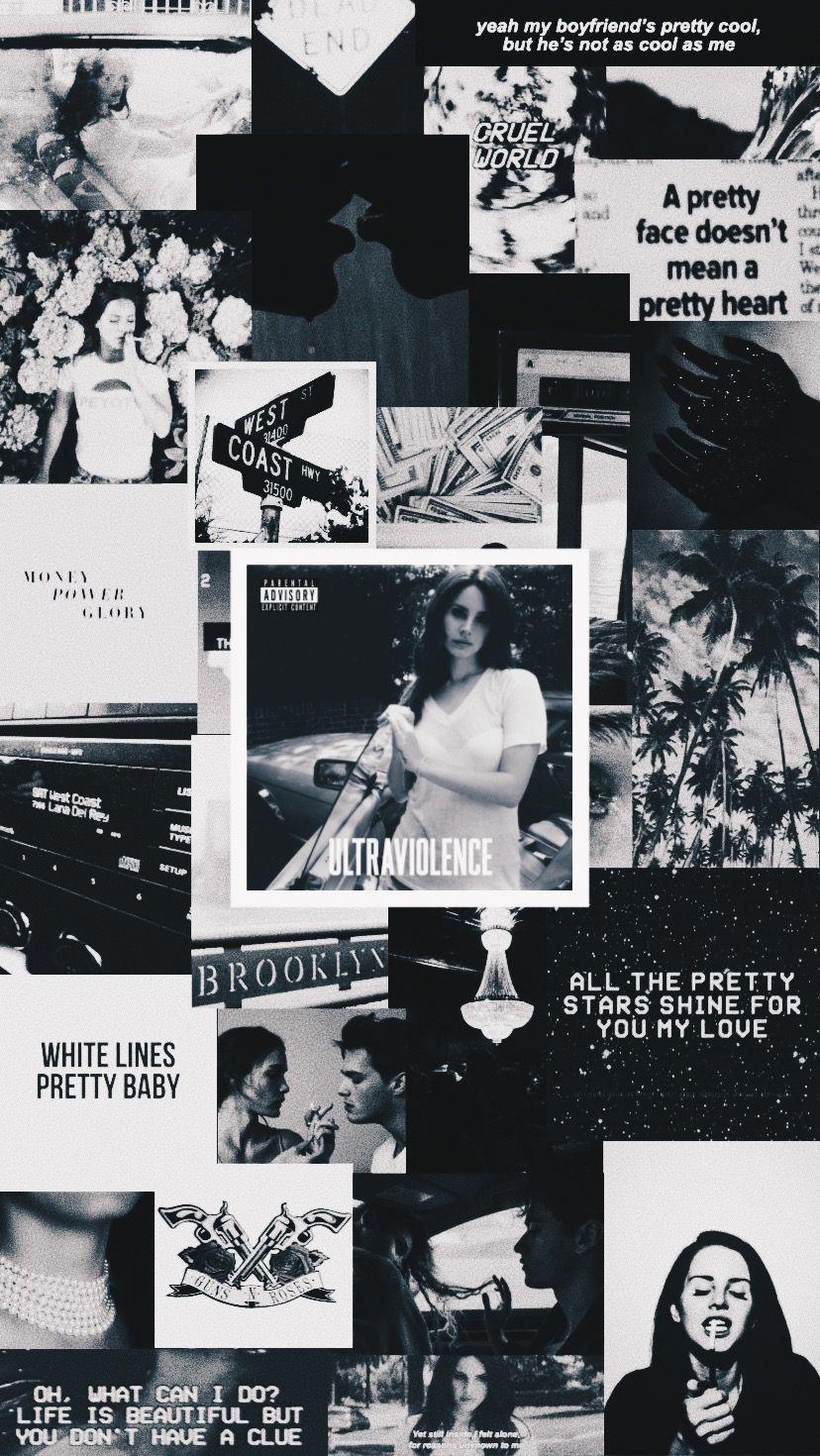 Ultraviolence Lana Del Rey In 2020 Ultraviolence Aesthetic Pastel Wallpaper Aesthetic Iphone Wallpaper
