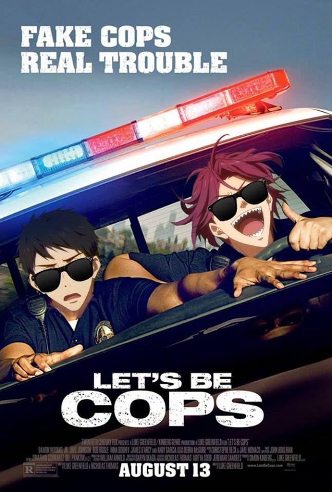 Fujoshi Otaku on | Anime | Lets be cops, Free iwatobi swim