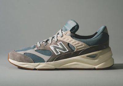 "cb5e2787f3c EffortlesslyFly.com - Online Footwear Platform for the Culture  New Balance  X90 ""Cyclone Marblehead"""