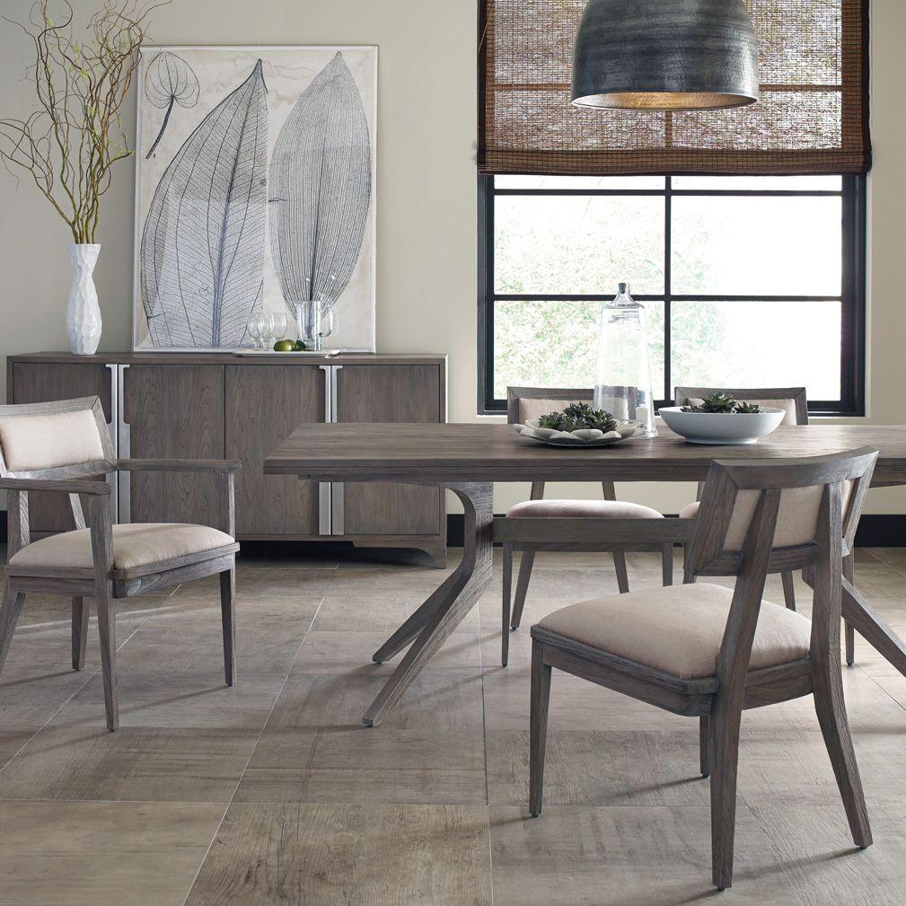 Brownstone Furniture | Palmer Driftwood Dining