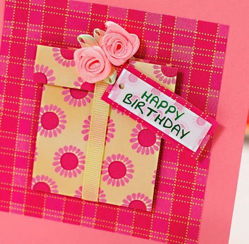 pin on home made birthday cards