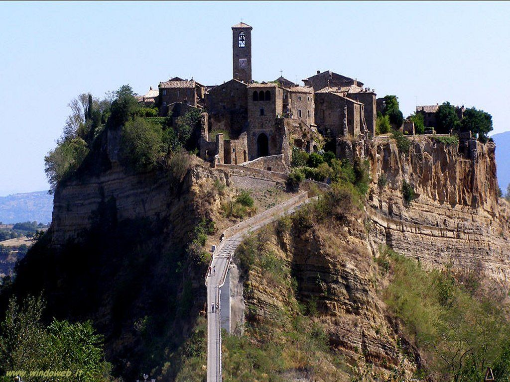 Civita Di Bagnoregio Italia Places I39d like to go
