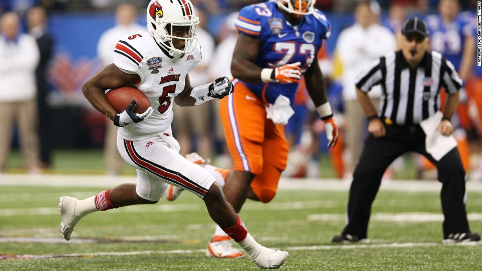 Teddy Bridgewater! (With images) College bowls, College