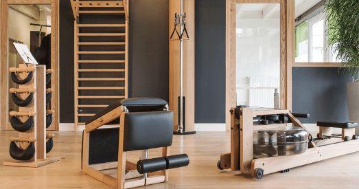 Inspiration Espace Home Fitness avec le WaterRower la SlimBeam le TriaTrainer la... - #avec #Espace...