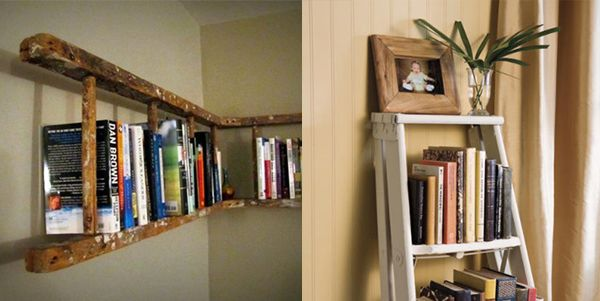 re-use old stairs!