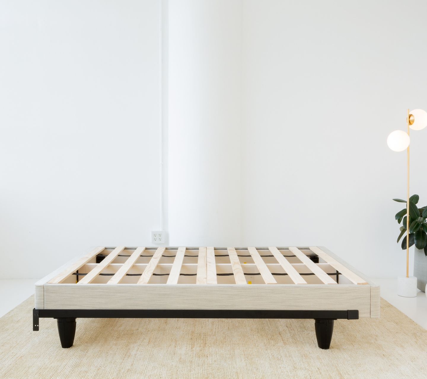 Foundation Twin In 2020 Traditional Bed Frames Mattress