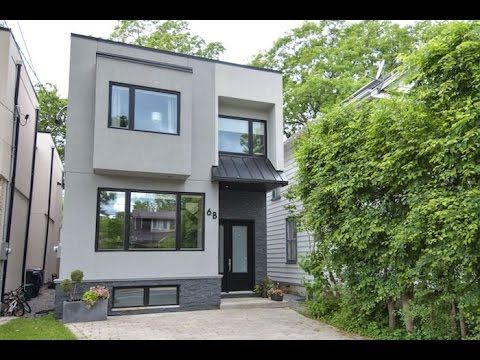 6B Queensbury Avenue Toronto Open House Video Tour - YouTube
