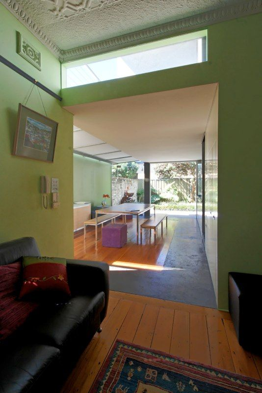 4 Site Architecture  - Amos Residence