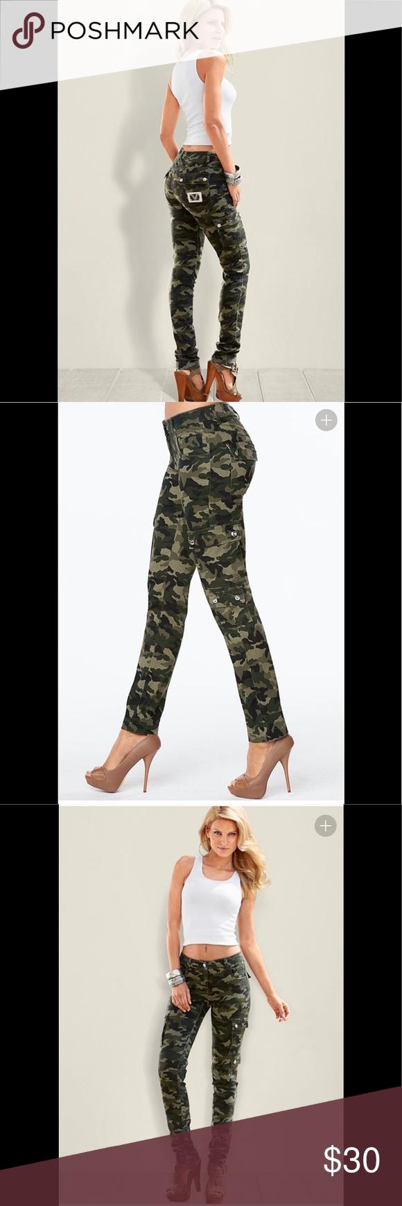 2e574c01578fa Venus Camo Jeggings Size 6 in great used condition. VENUS Jeans Skinny