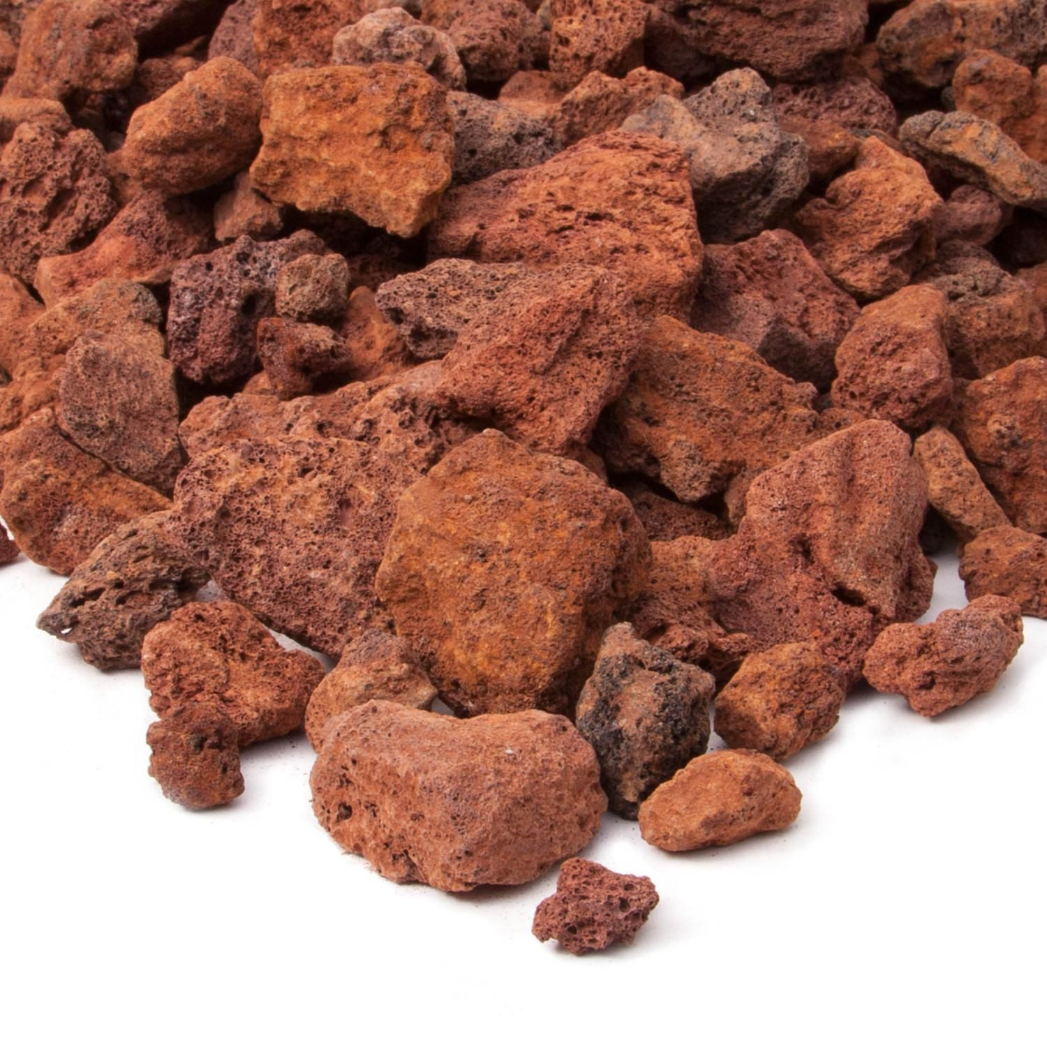 Real Flame Lava Rock Filler Red Products In 2019