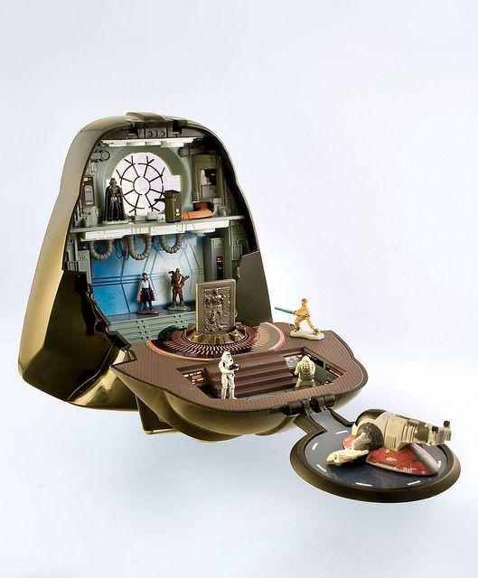 Micro Machines Star Wars vaisseau Cloud Car