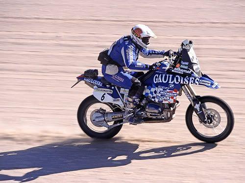 the best from paris dakar (motorbikes) - http://biketrade.tumblr