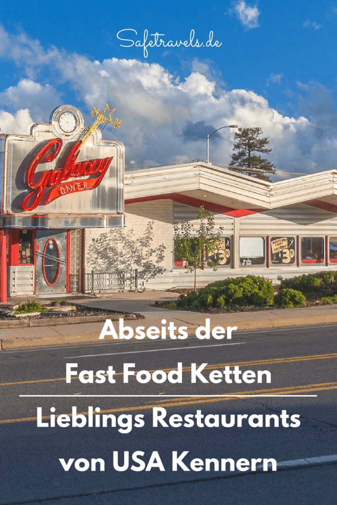 Abseits Der Fast Food Ketten Lieblings Restaurants Von Usa Kennern