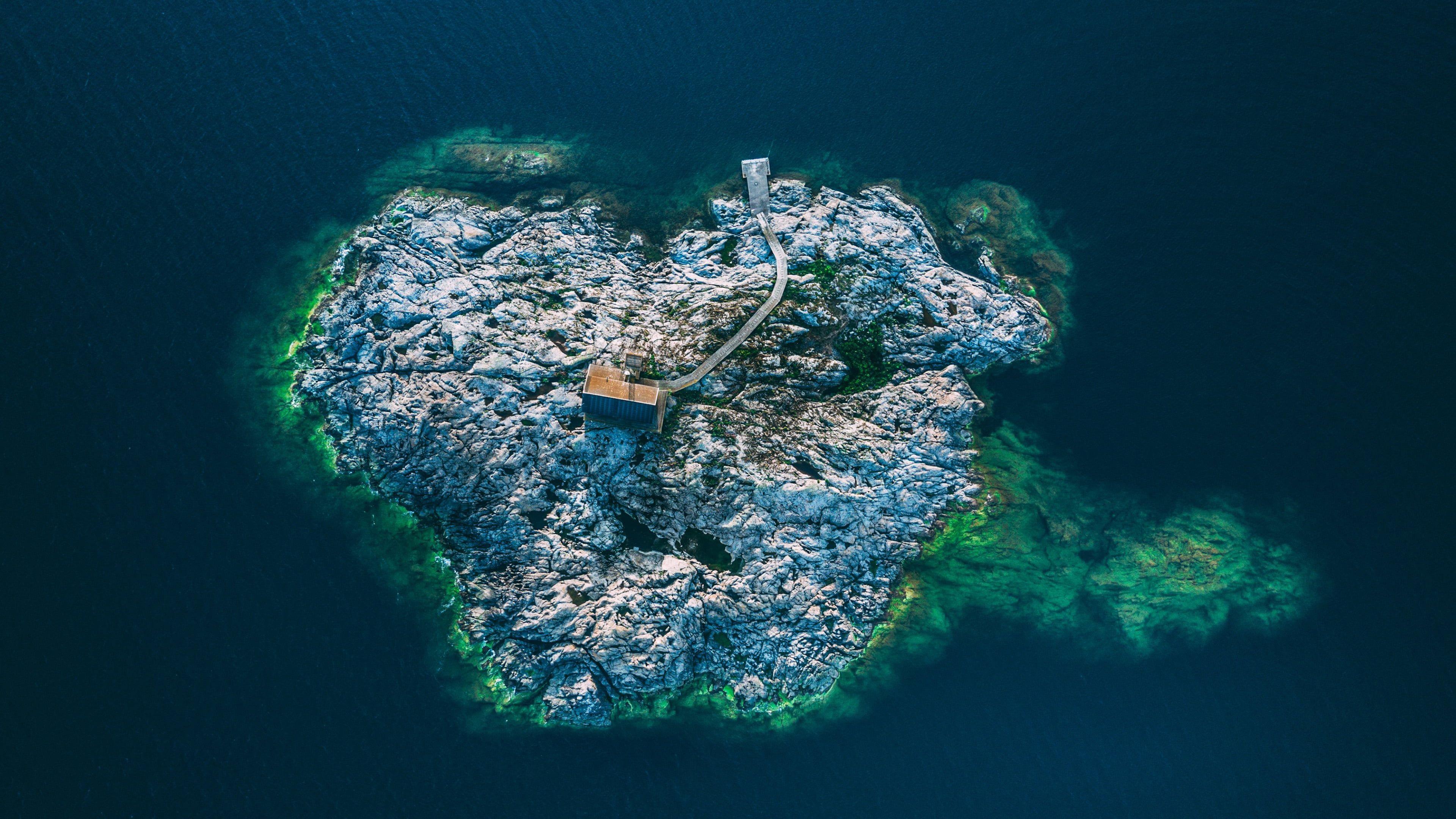 Pin By Miguel Hidalgo On Dragon Sea And Ocean Remote Island Drone Photography