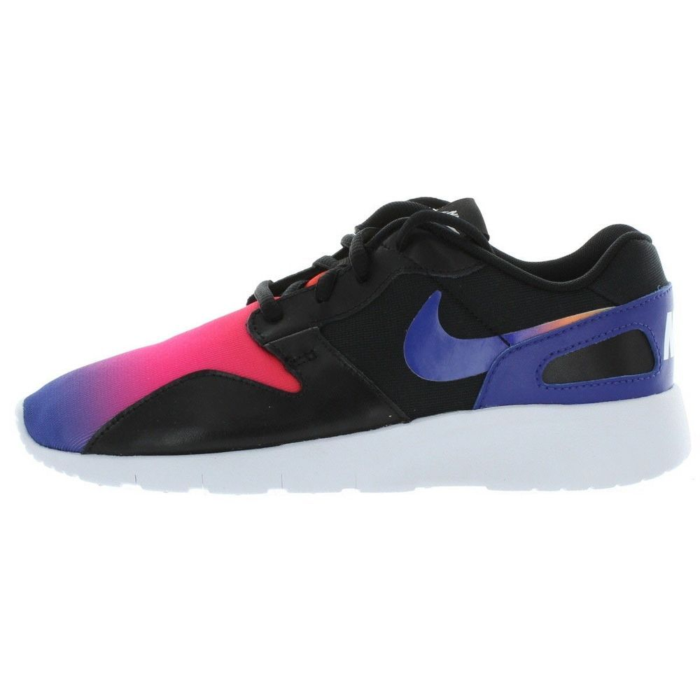b27ee30d6dac eBay  Sponsored Nike Kids Youth Black Rainbow Kaishi Print (GS) Running  Shoes Size 4.5Y Medium