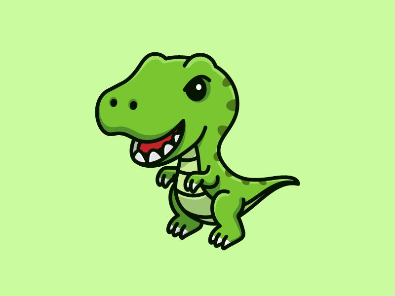 T Rex Cute Dinosaur T Rex Cartoon T Rex Tattoo