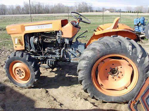 Used Kubota L245 Tractor Parts Tractors Kubota Tractor Parts