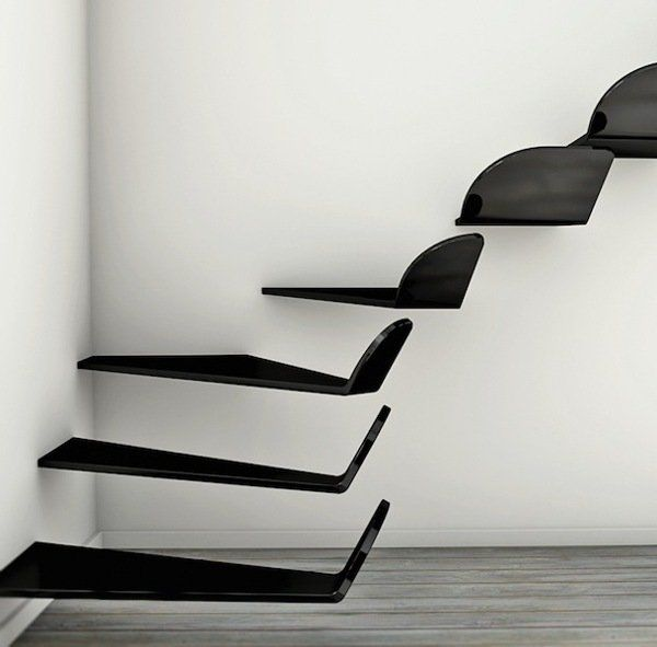 WING flying stairs.