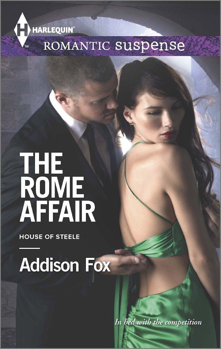 Addison Fox - The Rome Affair