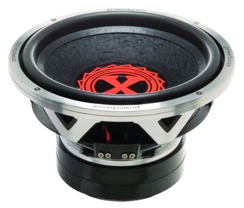 PowerBass 3XL Series Subwoofers 12 Inch Dual 1 Ohm - 3XL