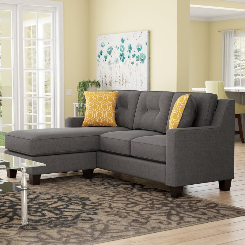 Andover Mills Micah Sleeper Sectional Reviews Wayfair Sectional Sofa Couch Sectional Sofa Sectional