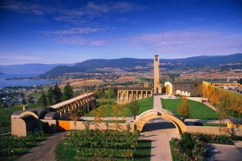 British Columbia S Okanagan Valley Is Home To Canada S Most Celebrated Wineries Which Produce - Shipping Supplies Kelowna