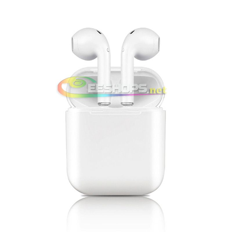 Earbuds Wireless Bluetooth Earphones In Ear Headphones With Mic Microphone Charging Dock Case For Xiaomi Mi Mi Earbuds Bluetooth Earphones Headphone With Mic