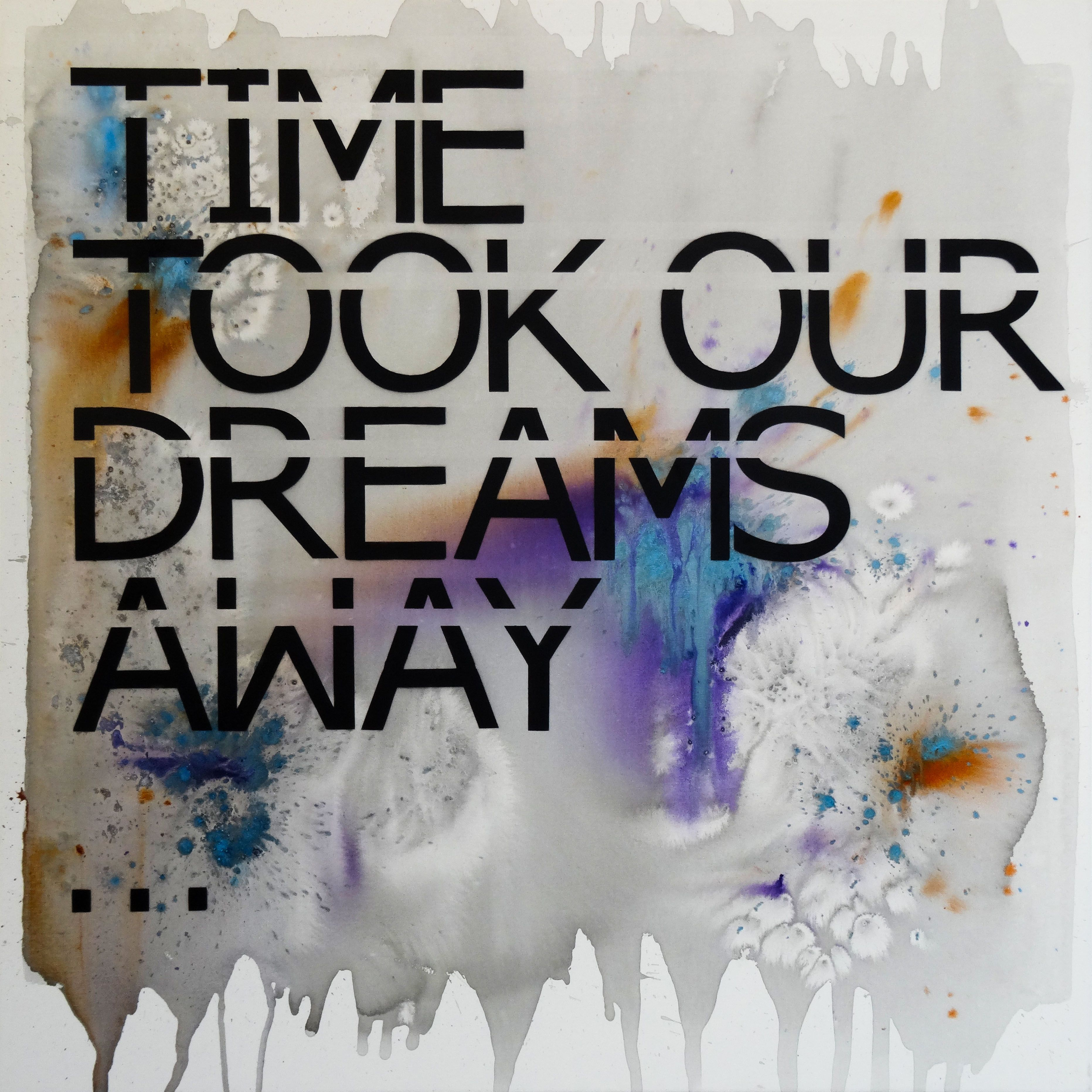 RERO Untitled (Time Took Our Dreams Away)