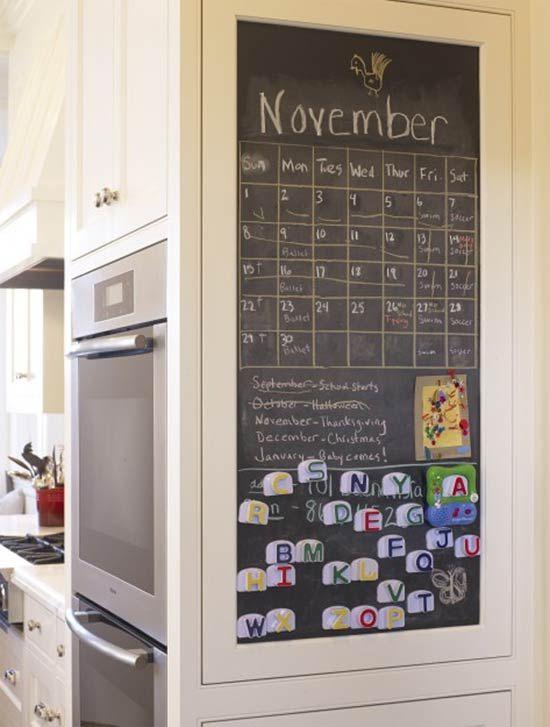 pizarra en la cocina | paleta de colores | Pinterest | Pizarra ...