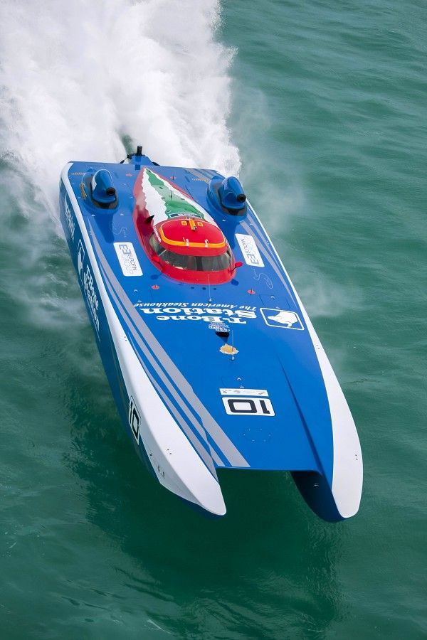 Florida Powerboat Club 38 Fountain Fever So Well Worth It