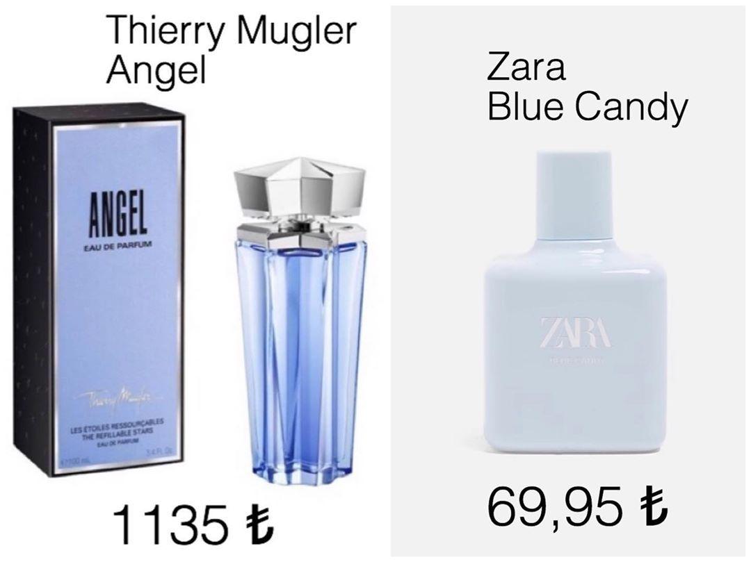 clon de perfume angel