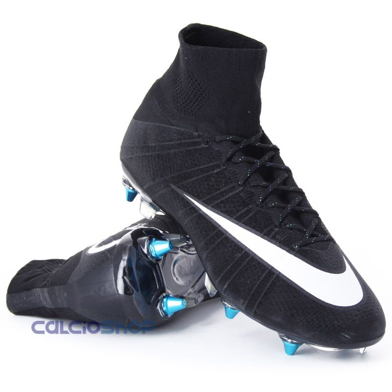 save off 43ee7 78975 NIKE - MERCURIAL SUPERFLY SG-PRO CR7 BLACK