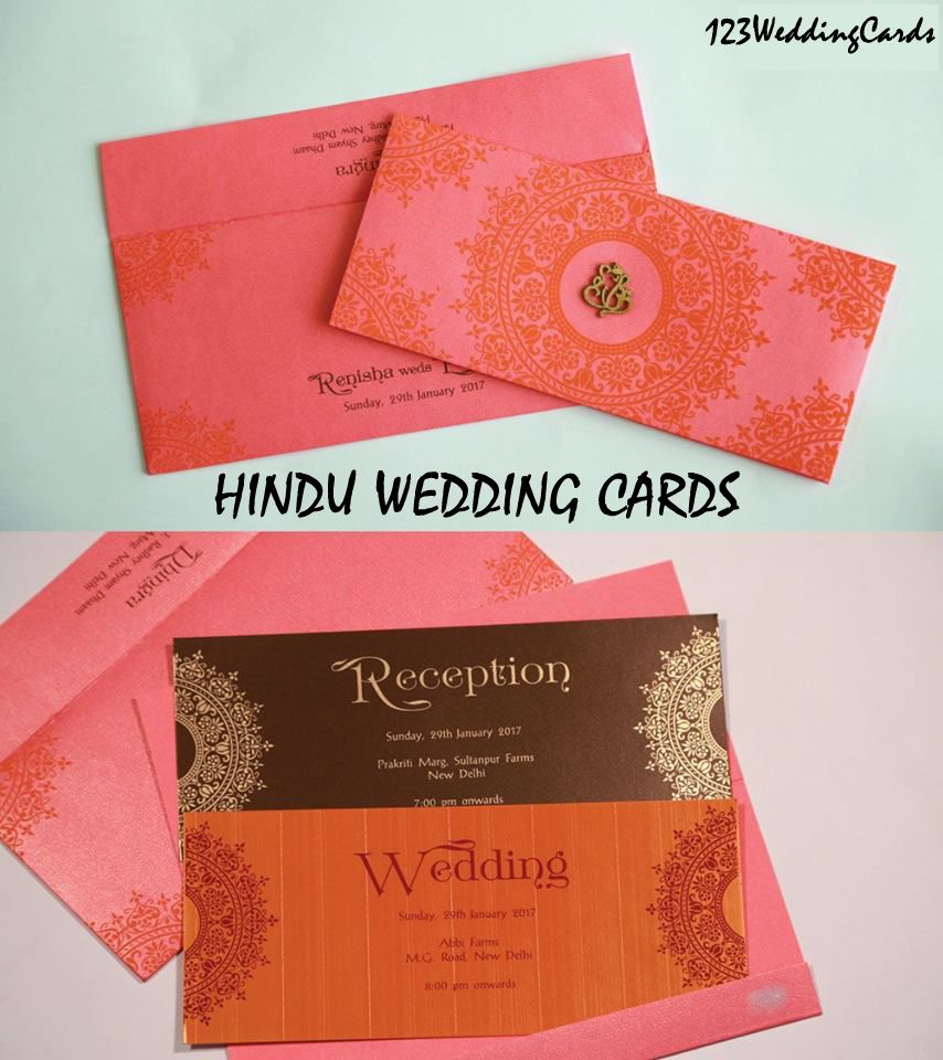 Searching For Great Designs Of Hindu Wedding Cards Online 123weddingcards Is The Home Hindu Wedding Cards Wedding Invitation Cards Online Hindu Wedding