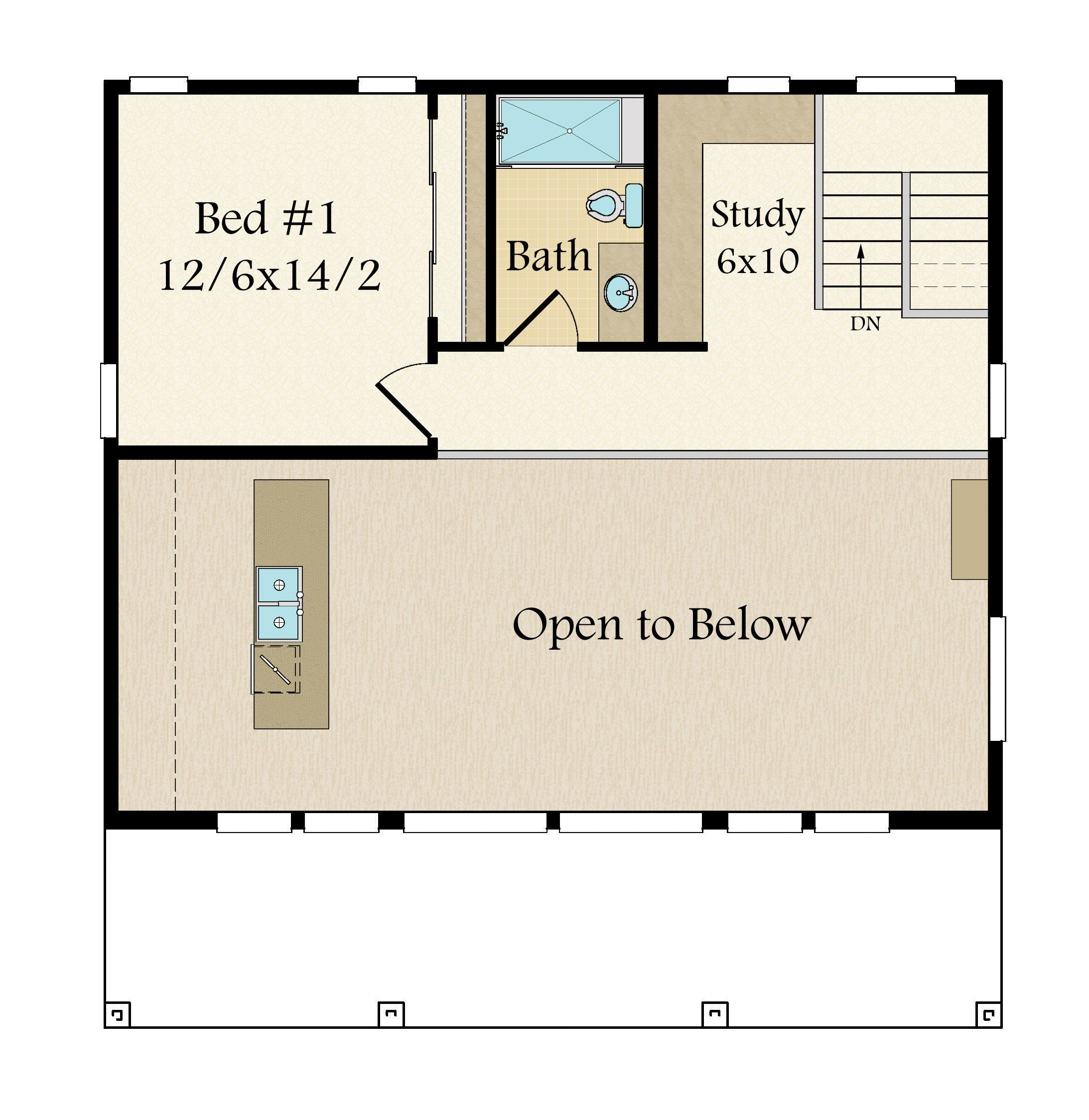 Bamboo House Plan Small Modern House Plans Small House Plans