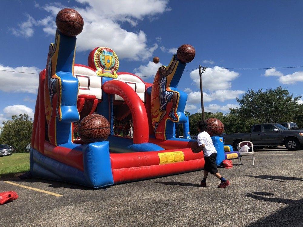 Houston Shooting Stars Basketball Shootout Rentals