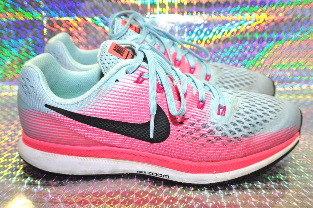 732fb9d84aaad Nike Air Zoom Pegasus 34 Sneakers Women s Size us 10.5-B Pre-owned  fashion   clothing  shoes  accessories  womensshoes  athleticshoes (ebay link)