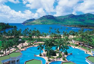 Kauai Marriott Resort Beach Club The Best Beaches In World