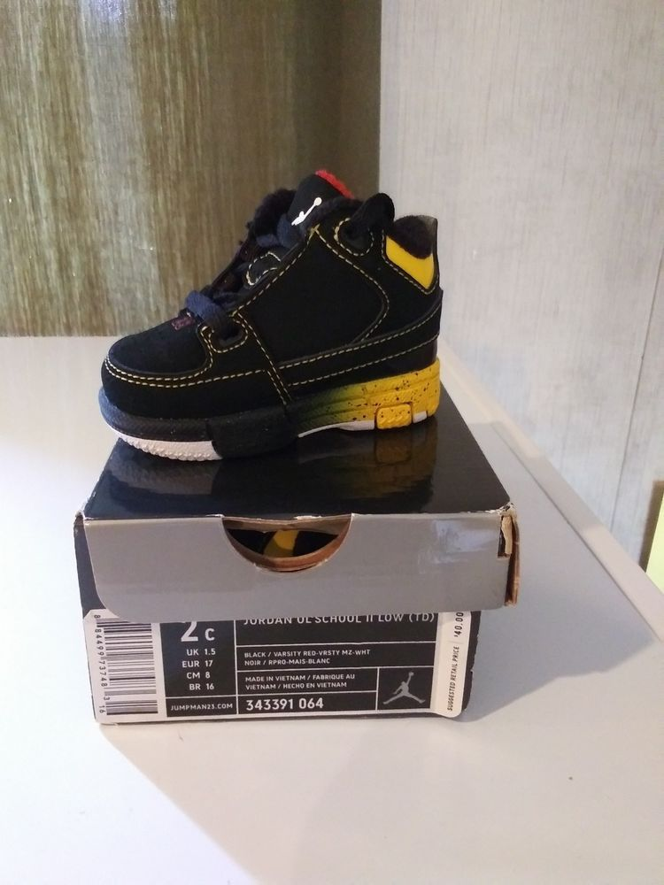 371276b292f Infants Jordan Ol' School ll Low (TD) Size 2c #fashion #clothing #shoes  #accessories #babytoddlerclothing #babyshoes (ebay link)